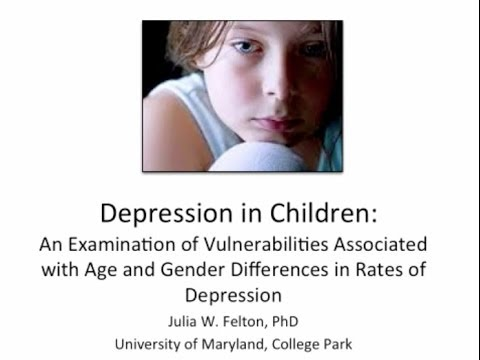 hqdefault - Gender Differences Risk Factors Depression Adolescence
