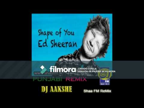shape of you - shaa fm remix