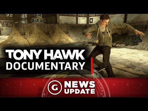 Tony Hawk's Pro Skater Documentary Announced - GS News Update
