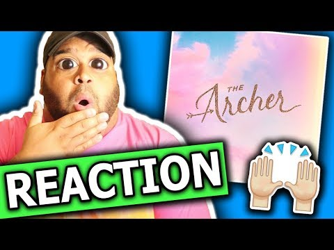 Taylor Swift - The Archer [REACTION]