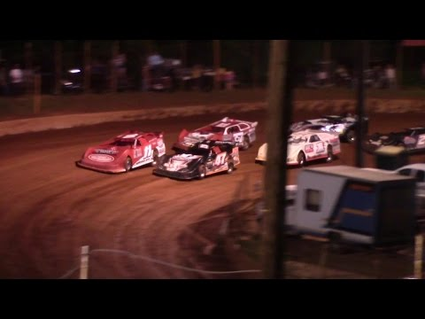 Winder Barrow Speedway Limited Late Model Feature Race 9/3/16