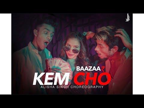 Kem Cho | Baazaar | Alisha Singh Choreography | Ikka