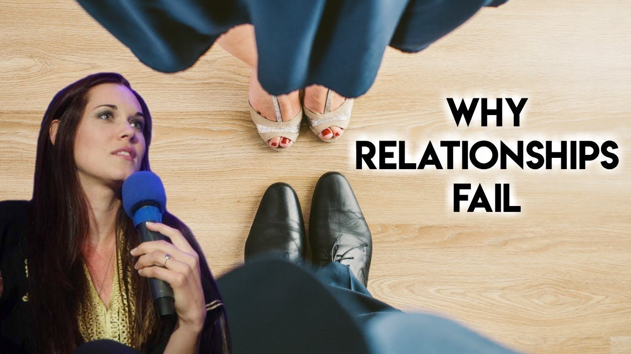 The Real Reason Relationships Fail (Seeing Their Reality) - Teal Swan