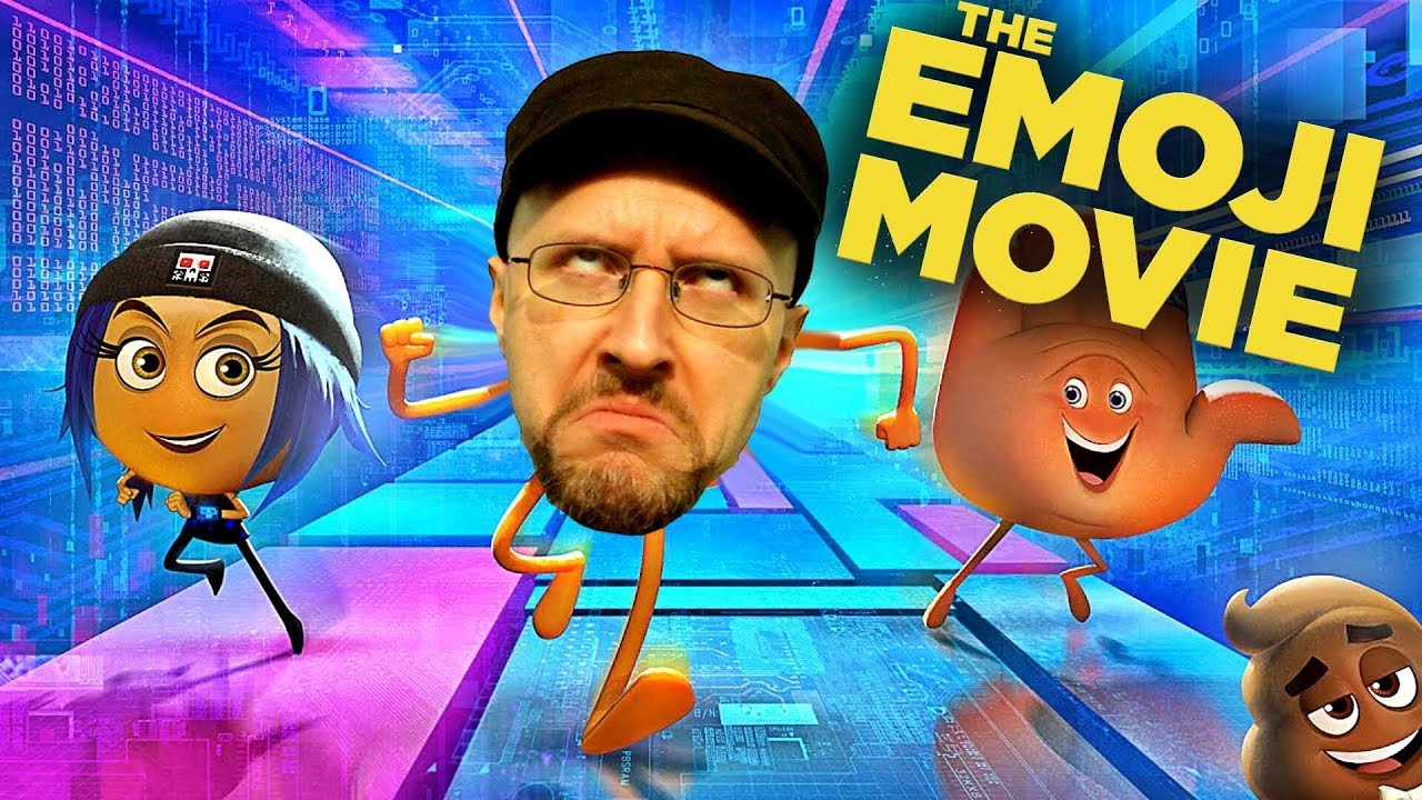 The Emoji Movie - Nostalgia Critic - YouTube