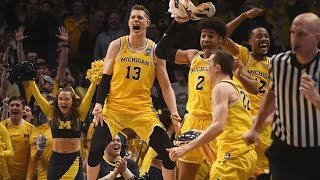 Michigan vs. Texas A&M: Wolverines roll into the Elite 8