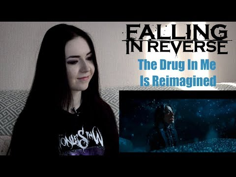 Falling In Reverse - The Drug In Me Is Reimagined (Реакция / Reaction)