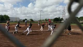 Margate Marlins Win 4/29/17