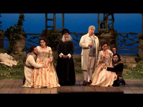 Cosi Fan Tutte (Mozart) - Finale I Act