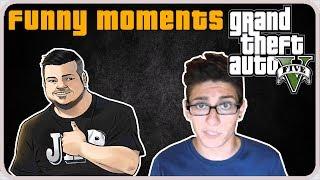 GTA 5 Online 2 Agenti Creano Il Panico W St3pNy Funny Moments