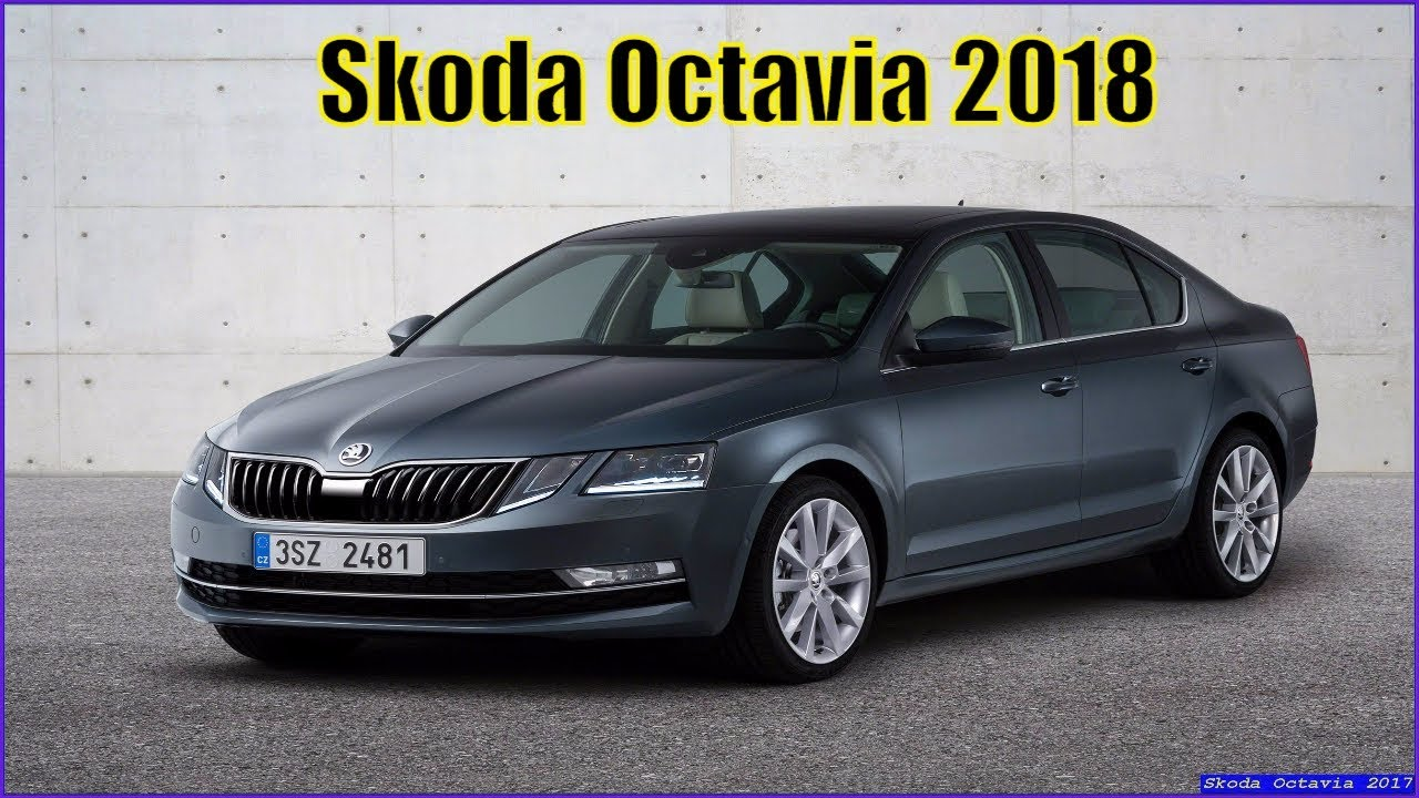 new skoda octavia 2018 combi interior exterior review youtube. Black Bedroom Furniture Sets. Home Design Ideas