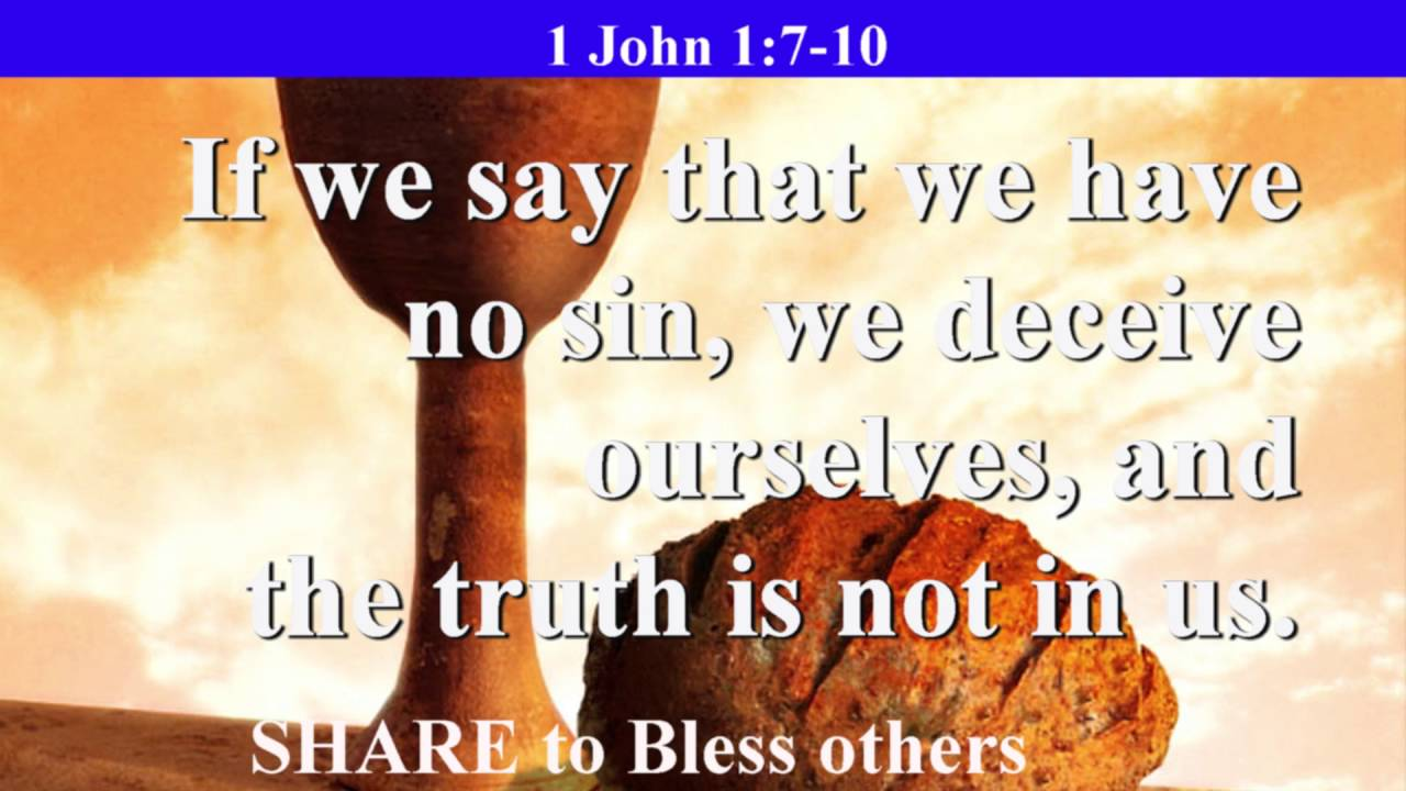 1 John 1 1 10 – Home Exsplore