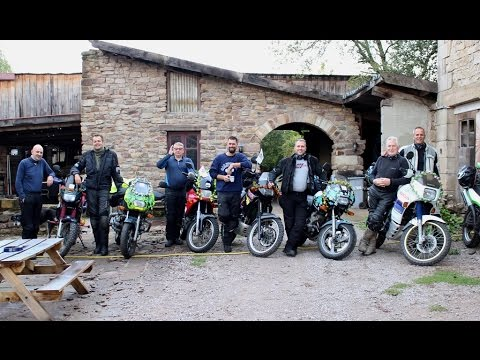 500 motorcycle tour 2016, Alps unpaved.