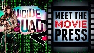 Matrix Reboot, Suicide Squad 2 Director? Aquaman Release Date! Meet the Movie Press