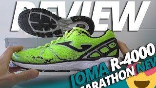 Joma R - 4000 Marathon New: ¿zapatilla de entrenamiento o mixta?