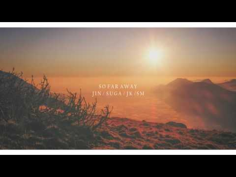 So Far Away (SUGA, Jin, JungKook Ver.) - Piano Cover