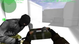 CS Portable Clan War! •B•C• VS HaVoK (dust2snow) - 1