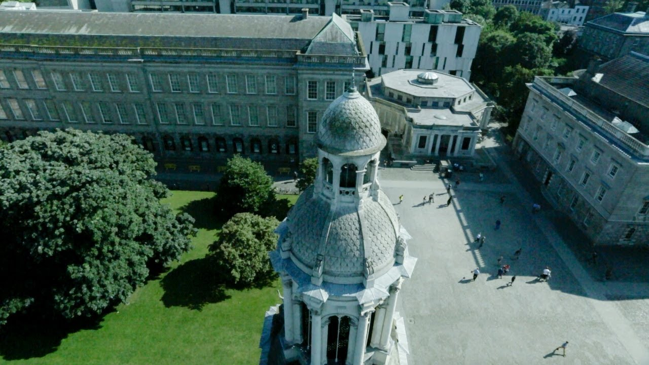 Profile of Trinity College Dublin for International Students