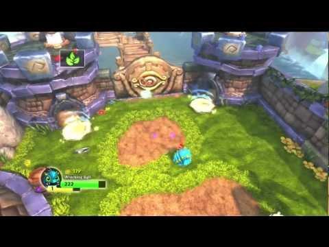 Skylanders Spyro's Adventure Stonetown [Commentary 09]