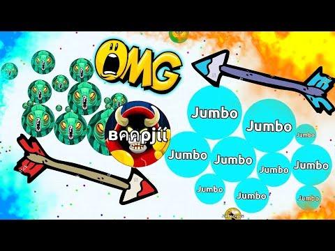 Agar.io 99.99 % SUPER DOMINATING THE SERVER !!