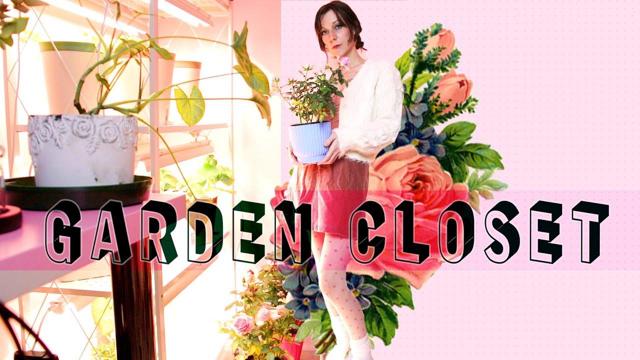 Indoor Garden; IRL Harvest Moon
