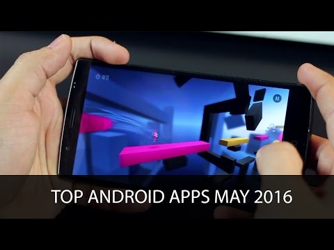 Top 10 Best Apps For Android 2016 (May)