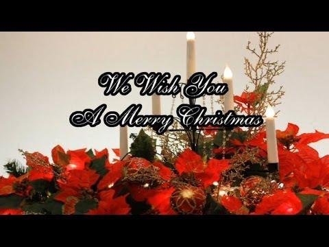 ウィ ウィッシュ アメリー クリスマス