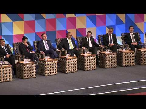 Plenary Session with APEC Leaders and ABAC Members 11/18/2015
