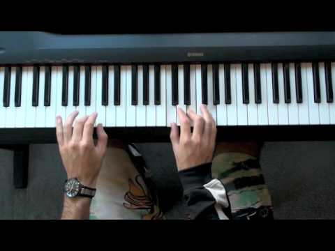 Billy Joel Piano Man Lesson With Harmonica And Chords Youtube