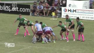 BLK Queensland Premier Rugby Wrap - Round 7