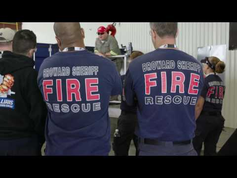 2016 Xtreme Industrial Fire & Hazard Response Training