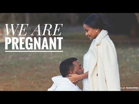 SURPRISE WE ARE PREGNANT 🤰