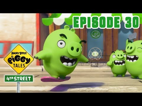 Piggy Tales - 4th Street | Pigs Can Fly - S4 Ep30