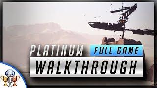 Vane - Full Game 100% Walkthrough - Both Endings - All Trophies (Platinum Trophy Guide)