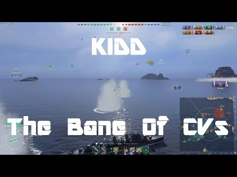 Kidd - The Bane Of Carriers