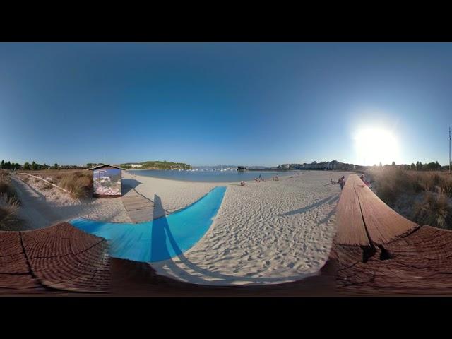 Playa de Baltar 360º