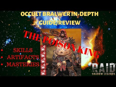 Occult Brawler  In-Depth GuideReview Raid: Shadow Legends