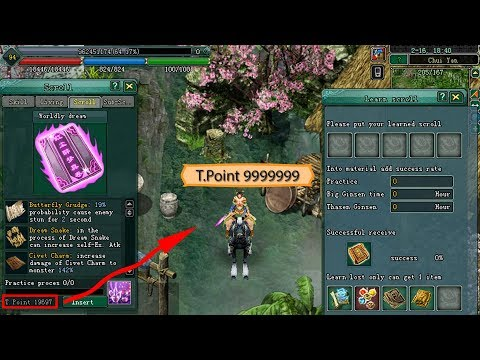 Hack T-Point Jx2 Khmer-How to Cheat JX2 2019 Khmer