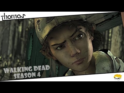 The Walking Dead 4: The Final Season - E3 Trailer s volným českým překladem | Thomas