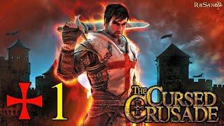 The Cursed Crusade (PC) walkthrough part 1