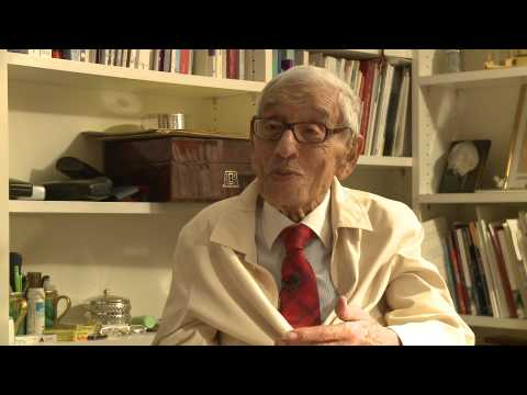 Boutros Boutros Ghali - Secretary General of United Nations Interview by RMR