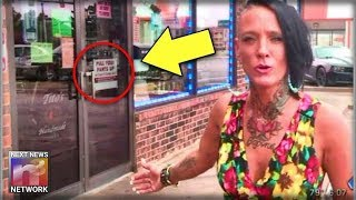 Oklahoma Liquor Store Just Royally Enraged Every Thug In Town With Sign They Put Up Overnight
