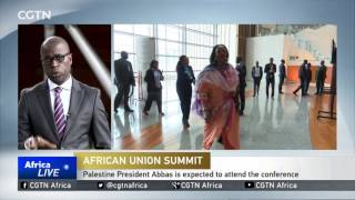 CGTN: The 29th African Union Heads of State Assembly Has Begun in The Ethiopian Capital Addis Ababa.
