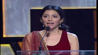 1st Hum Awards | Nok Jhok between Mahira Khan & Mikaal Zulfiqa…