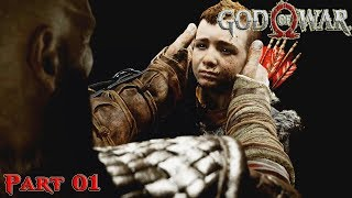 God of War 4 Part 01 ( My Boy Got A Son)