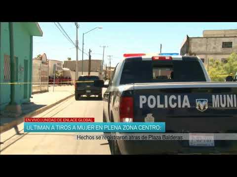 Ultiman a tiros a mujer en plena zona centro