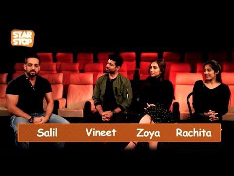 Mukkabaaz  (Exclusive Interview)  | Vinnet...