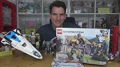 Alle Overwatch-Sets auf einen Blick! LEGO® Overwatch 75970-75975 & 75987