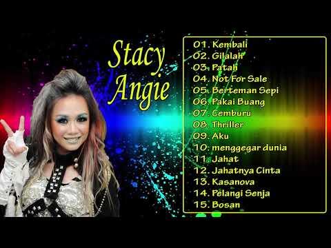 Full Album Lagu-lagu Terbaik Dari Stacy Angie