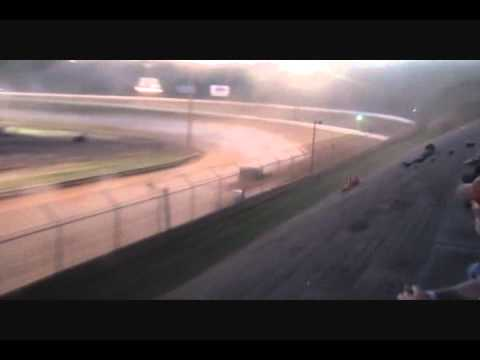 Late Model Heat #1 from WVMS.