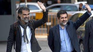 В Каталонии начали арестовывать активистов, выступающих за отделение (новости)